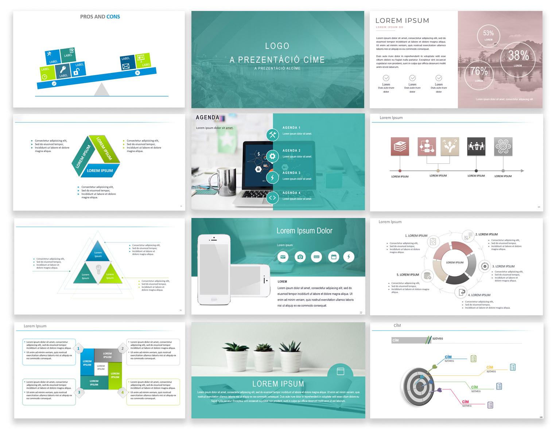 Fru Creative Design powerpoint prezentáció készítés