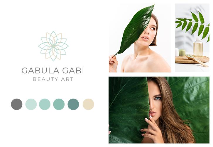 Gabula Beauty Art Mood Board