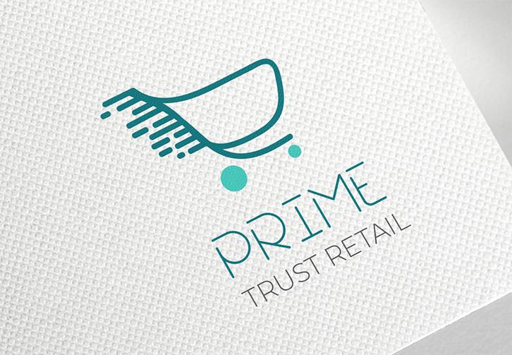 Prime Trust logó tervezés