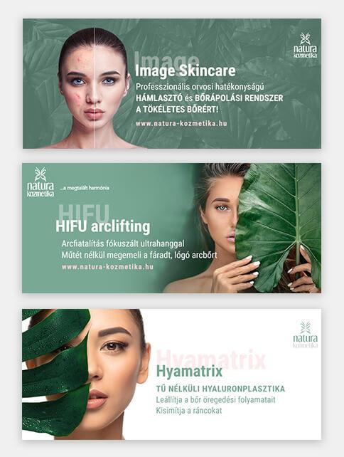Natura Kozmetika Facebook borító